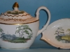 Pinxton teapot and stand