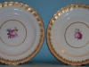 Pair of Derby Plates